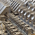 Tube hangers for petrochemical industry