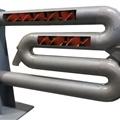 Tubi radianti ad alta efficienza energetica