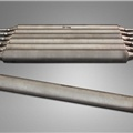 Dry rolls for tunnel furnaces