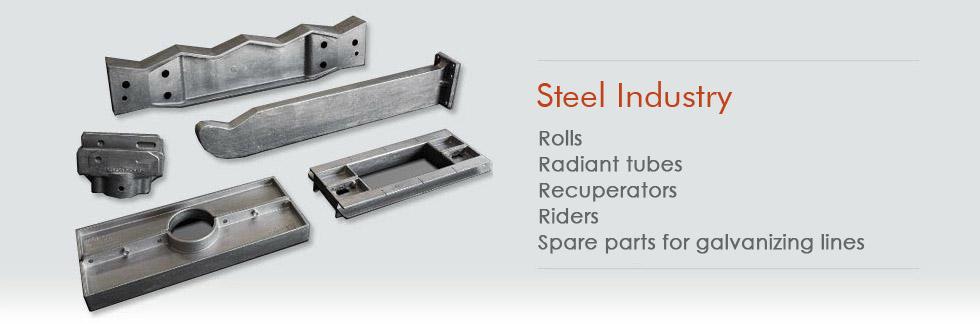 industria siderurgica thermocast